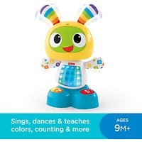 Fisher-Price Dance & Move Beatbo Baby Robot