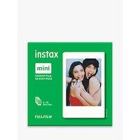 Fujifilm Instax Mini Film, 50 Shots