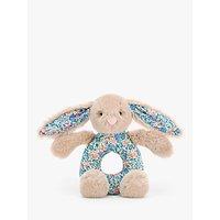 Jellycat Blossom Beige Bunny Grabber, Multi