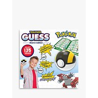 Image of Pokémon Trainer Guess: Hoenn Edition