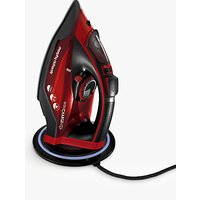 Morphy Richards 303250 EasyCharge Cordless Iron, Red