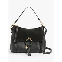 See By Chloé Joan Suede Leather Large Satchel Bag