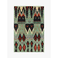 image-Gooch Luxury Hand Knotted Aztec Berber Rug, L180 x W120 cm