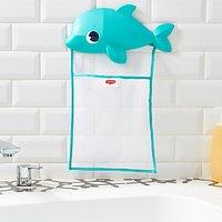 Tiny Love Bath Toy Organiser, Blue Whale