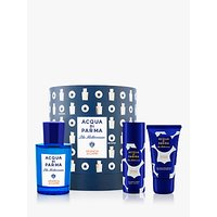 Acqua di Parma Blu Mediterraneo Arancia di Capri Eau de Toilette 75ml Fragrance Gift Set