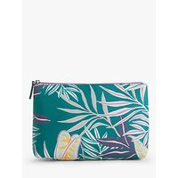 John Lewis & Partners Floral Wash Bag