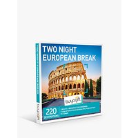 Smartbox Two Night European Break for Two Gift Experience