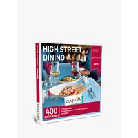 Smartbox High Street Dining for Two Gift Experience