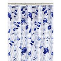 image-John Lewis & Partners Coastal Shower Curtain