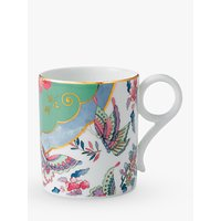 Wedgwood Cuckoo and Butterfly Bloom Posy Small Mug, 200ml, Multi