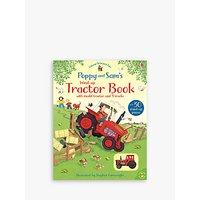 Poppy & Sam's Wind-Up Tractor Children's Book