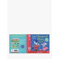 Listen To Classical Music Children's Book