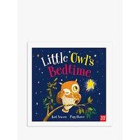 Little Owl's Bedtime Children's Book