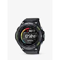 Casio Unisex ProTrek Smart 21 Bluetooth GPS Touch Screen Resin Strap Watch