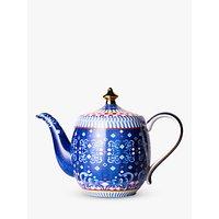 T2 Eleganza Small Teapot, 480ml, Cobalt