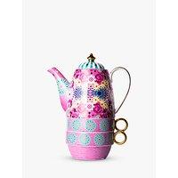 T2 Eleganza Teapot For Two, 420ml, Flamingo Pink