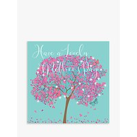 Belly Button Designs Tree Lovely Mother's Day Card
