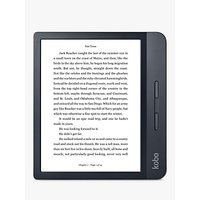 Kobo Libra H20 eReader, 7 Carta E-Ink Touchscreen, Waterproof, 8GB