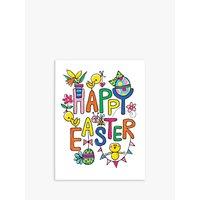 Rachel Ellen Chicks Happy Easter Cards, Pack of 5