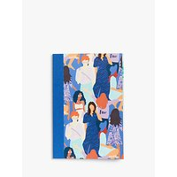 John Lewis & Partners Illustrated Note Cards, Pack of 14
