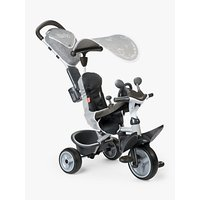 Smoby Baby Driver Tricycle, Grey