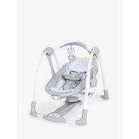 Ingenuity Raylan ConvertMe Swing-2-Seat Portable Swing