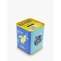 National Geographic Save Our Oceans Tin Money Box