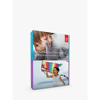 Adobe Photoshop and Premiere Elements 2020, Photo and Video Editing Software