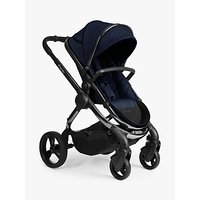 iCandy Peach Phantom Pushchair and Carrycot, Navy Check