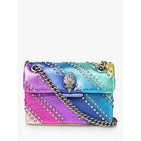 Kurt Geiger London Crystal Kensington Mini Cross Body Handbag, Multi