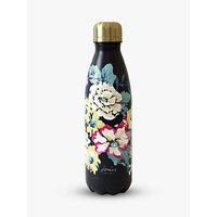 Joules Cambridge Floral Insulated Drinks Bottle, 500ml