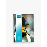 BBC Earth Penguins Address Book