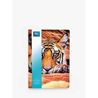 BBC Earth A5 Tiger Notebook