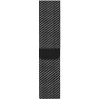 Apple Watch 44mm Milanese Loop, Black