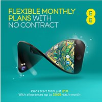 EE Flex Plan with Combi SIM Pack