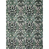 Spendlove Shadow Floral Print Fabric, Grey