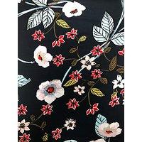 Marvic Fabrics Stem Flow Fabric, Blue Navy