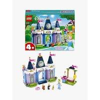 LEGO Disney Princess 43178 Cinderella's Castle Celebration