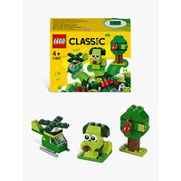 LEGO Classic 11007 Creative Green Bricks Starter Set