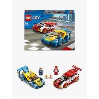 LEGO City 60256 Turbo Wheels Racing Cars