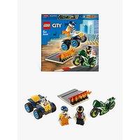 LEGO City 60255 Turbo Wheels Stunt Team