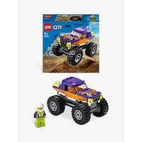 LEGO City 60251 Great Vehicles Monster Truck