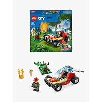 LEGO City 60247 Forest Fire