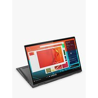Lenovo YOGA C740-14IML Convertible Laptop, Intel Core i5 Processor, 8GB RAM, 256GB SSD, 14, Iron Grey