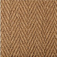 Alternative Flooring Herringbone Coir Carpet