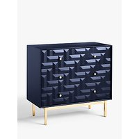 shop for John Lewis & Partners Show Wood 3 Drawer Chest at Shopo