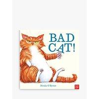 Bad Cat! Children's Book