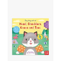 Head, Shoulders, Knees and Toes Sing Along Childrens Book