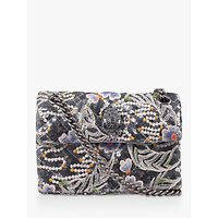 shop for Kurt Geiger London Kensington Mini Bag, Multi/Blue at Shopo