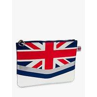 shop for Jacks & Co Union Flag Clutch Bag at Shopo